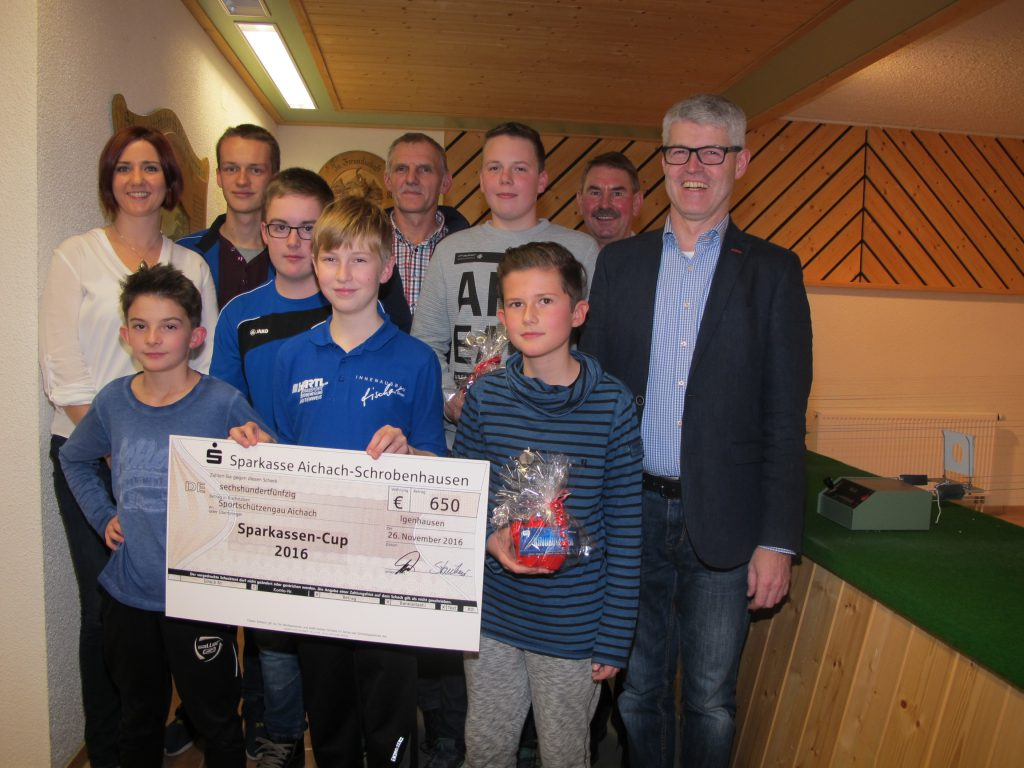 Finale Sparkassen Cup 2016